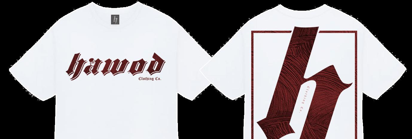 Abandon White Version - Hawod Clothing Co. 202106313